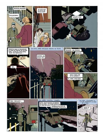 Page 9 Stéphane Clément tome 1 - le guêpier