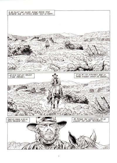Page 1 Durango - tirage de tête tome 13