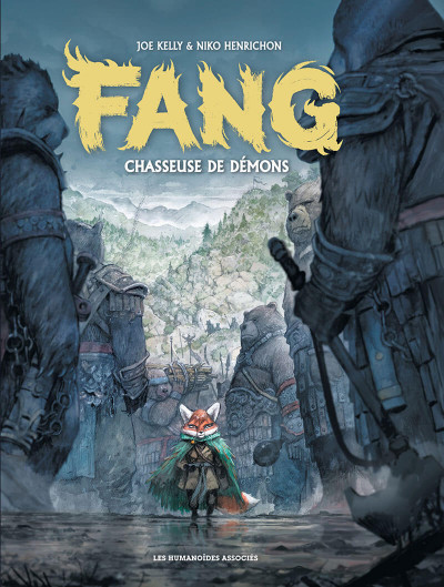 Couverture Fang tome 1