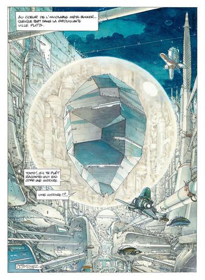 Page 3 La caste des Méta Barons - intégrale sous coffret