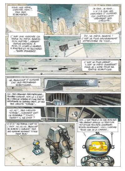 Page 4 La caste des Méta Barons - intégrale sous coffret