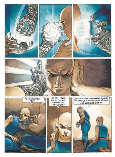 Page 6 La caste des Méta Barons - intégrale sous coffret