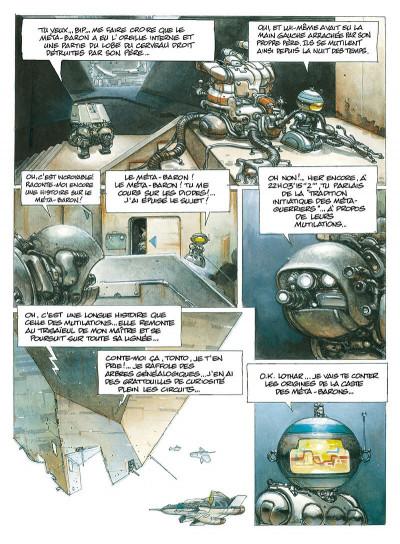 Page 7 La caste des Méta Barons - intégrale sous coffret