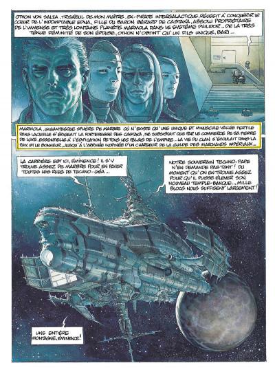 Page 8 La caste des Méta Barons - intégrale sous coffret