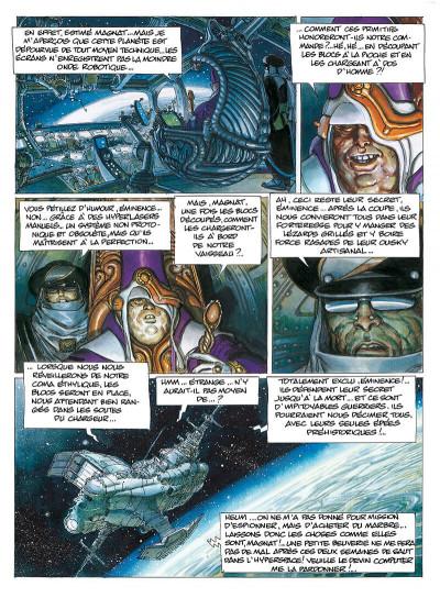 Page 9 La caste des Méta Barons - intégrale sous coffret