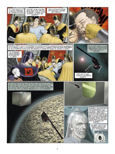 Page 7 les technopères tome 2 - l'école pénitentiaire de nohopè