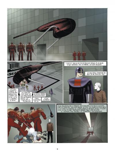 Page 8 les technopères tome 2 - l'école pénitentiaire de nohopè