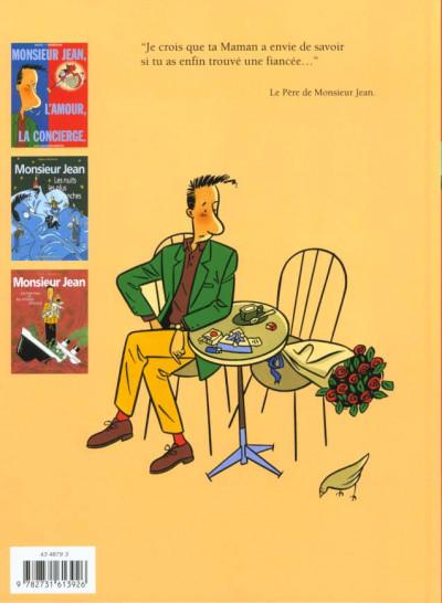 Dos monsieur jean tome 3 - les femmes et les enfants d'abord