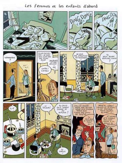 Page 1 monsieur jean tome 3 - les femmes et les enfants d'abord