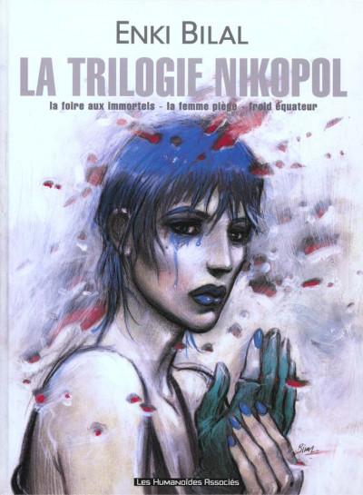 Couverture La trilogie nikopol - intégrale