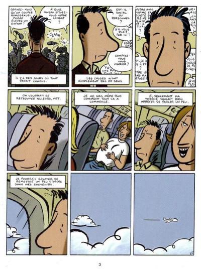 Page 1 monsieur jean tome 5 - comme s'il en pleuvait