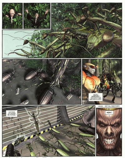 Page 1 megalex tome 2 - l'ange bossu