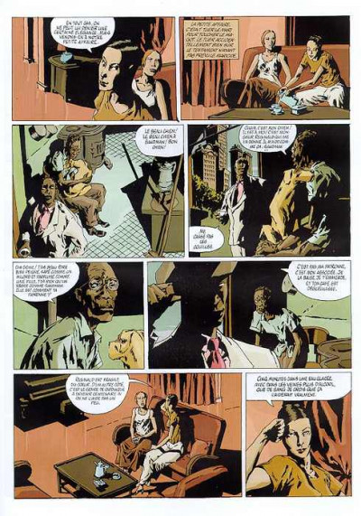Page 1 miss tome 2 - une chanson douce