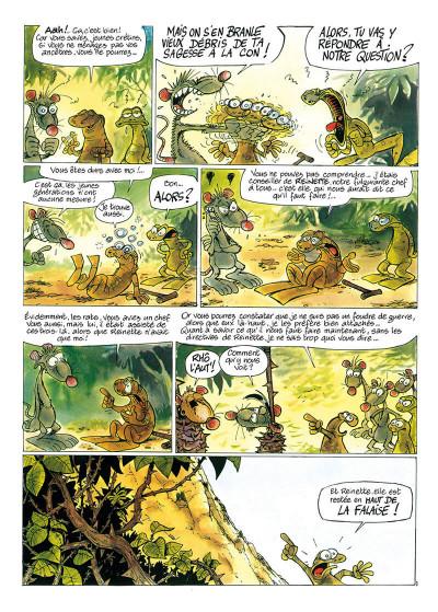 Page 6 rat's tome 4 - problèmes épineux