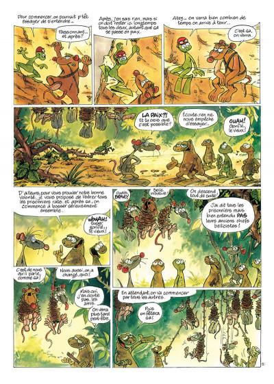 Page 8 rat's tome 4 - problèmes épineux