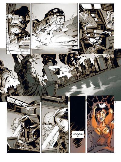 Page 6 les mémoires mortes tome 1 - feu destructeur