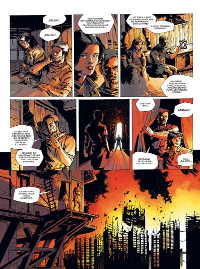 Page 7 les mémoires mortes tome 1 - feu destructeur