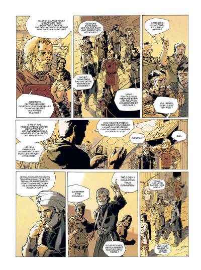 Page 9 les mémoires mortes tome 1 - feu destructeur