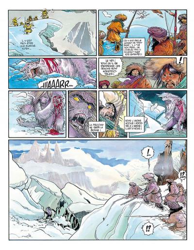 Page 5 le lama blanc tome 2 - la seconde vue