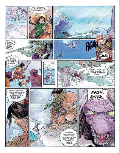 Page 6 le lama blanc tome 2 - la seconde vue