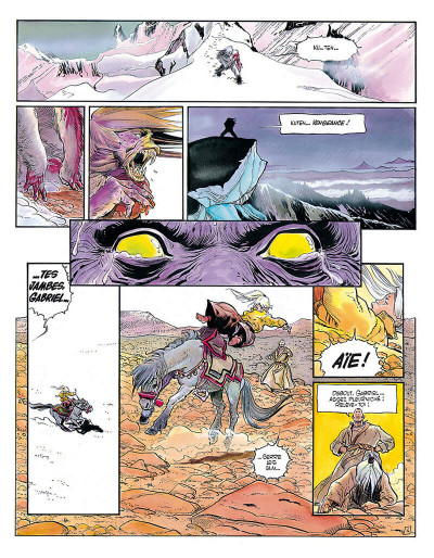 Page 7 le lama blanc tome 2 - la seconde vue