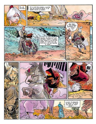 Page 8 le lama blanc tome 2 - la seconde vue