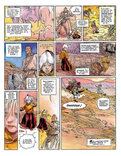 Page 9 le lama blanc tome 2 - la seconde vue