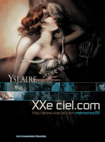 Couverture xxe ciel.com tome 2 - memoires99