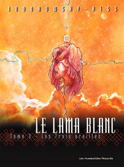 Couverture Le lama blanc tome 3