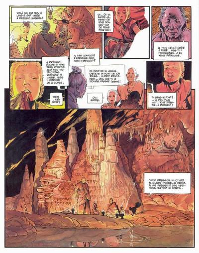 Page 1 Le lama blanc tome 3