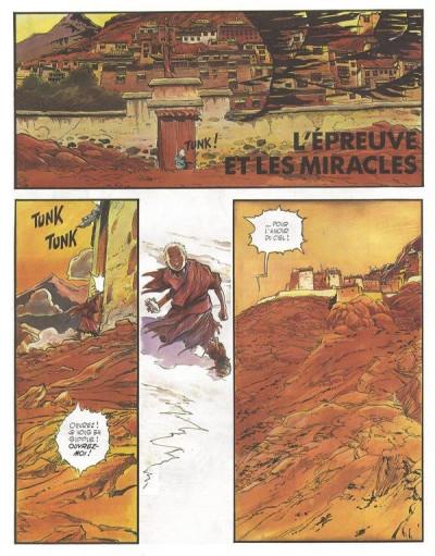 Page 3 Le lama blanc tome 3