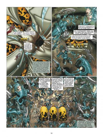 Page 0 les technopères tome 3 - planeta games