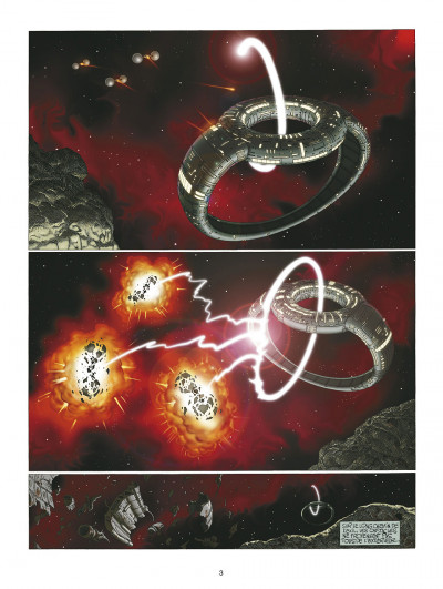 Page 3 les technopères tome 3 - planeta games