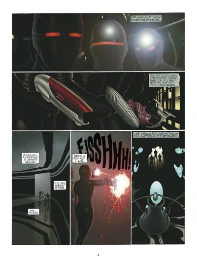 Page 4 les technopères tome 3 - planeta games