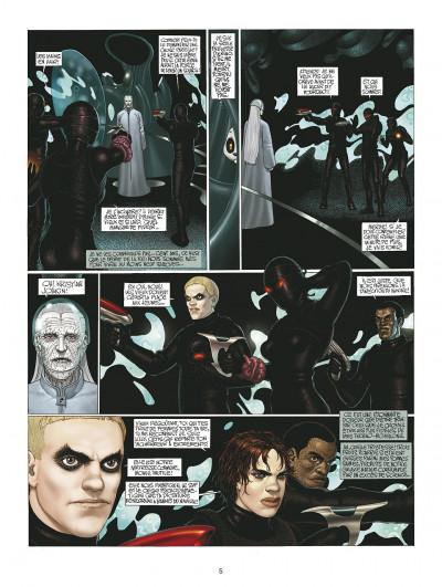 Page 5 les technopères tome 3 - planeta games
