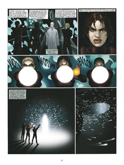 Page 6 les technopères tome 3 - planeta games