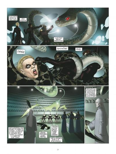 Page 7 les technopères tome 3 - planeta games