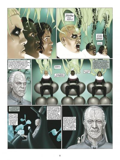 Page 8 les technopères tome 3 - planeta games