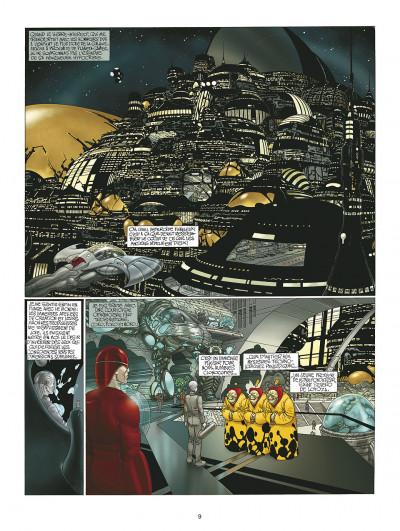 Page 9 les technopères tome 3 - planeta games