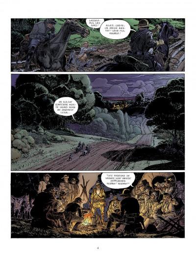 Page 4 bouncer tome 1 - un diamant pour l'au delà