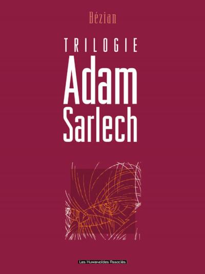 Couverture adam sarlech ; intégrale