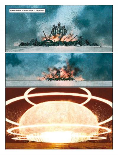 Page 3 après l'incal tome 2 - final incal