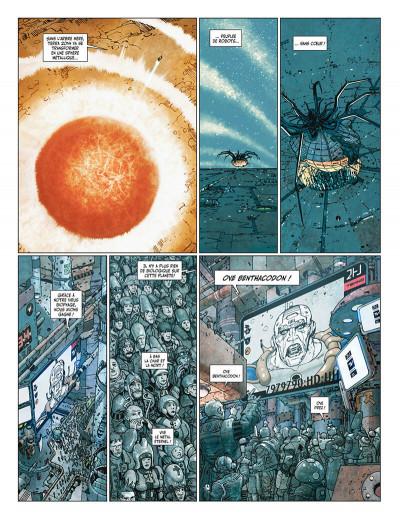 Page 4 après l'incal tome 2 - final incal
