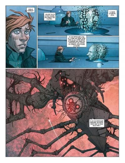 Page 5 après l'incal tome 2 - final incal