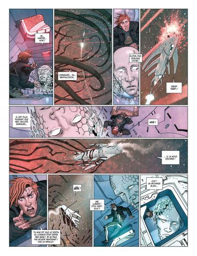 Page 6 après l'incal tome 2 - final incal