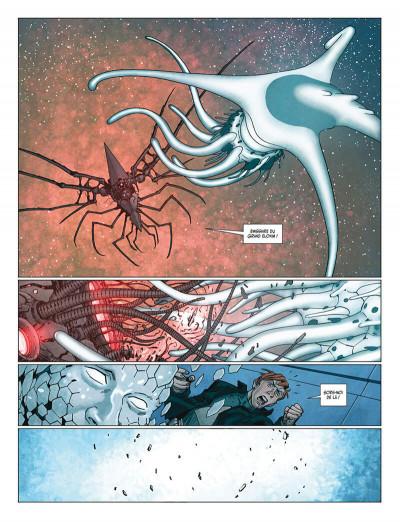 Page 7 après l'incal tome 2 - final incal