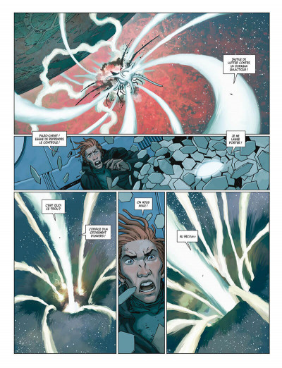 Page 8 après l'incal tome 2 - final incal