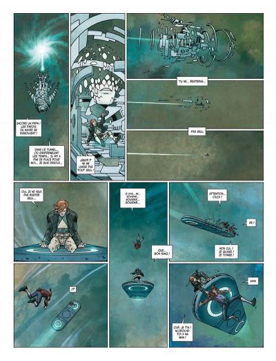 Page 9 après l'incal tome 2 - final incal