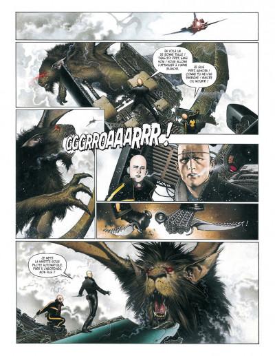 Page 0 les armes du méta-baron