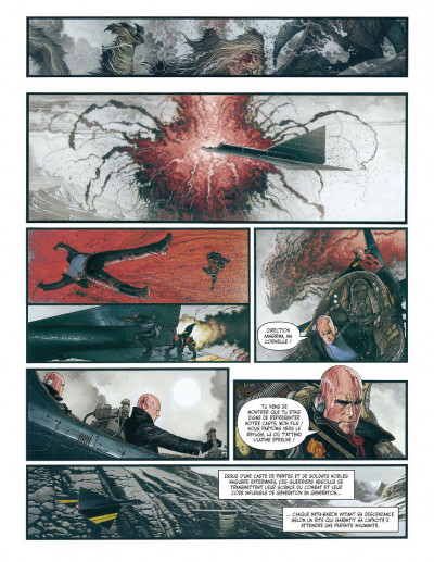 Page 3 les armes du méta-baron